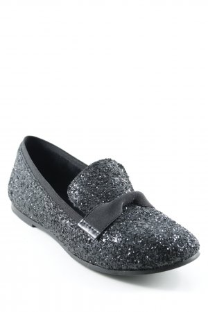 Pedro garcia Zapatos formales sin cordones negro elegante