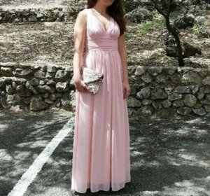 Peek&Cloppenburg Abendkleid rose 38