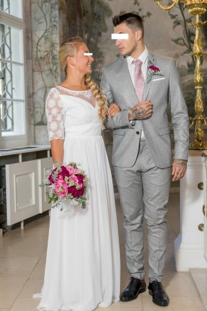 Peek & Cloppenburg Wedding Dress multicolored