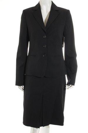 Peek & Cloppenburg Kostüm dunkelgrau Elegant