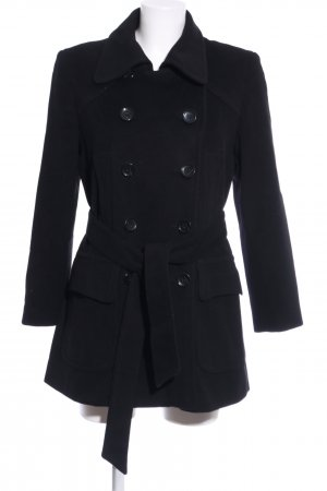 Peek & Cloppenburg Short Coat black business style