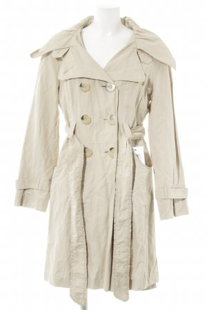 Peek & Cloppenburg Trenchcoat creme Casual-Look