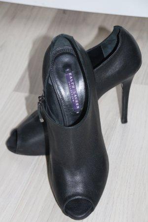 Peep Toe Booties von Ralph Lauren