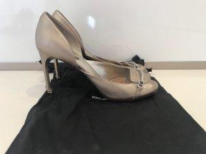 Peep Toes von Dolce und Gabbana