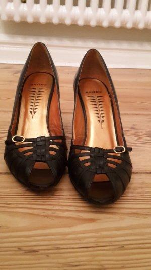 Peeptoe Heels in Größe 39