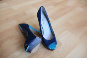 Peeptoe High Heels von Blink Gr. 38