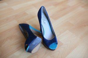 Peeptoe High Heels von Blink Gr. 38