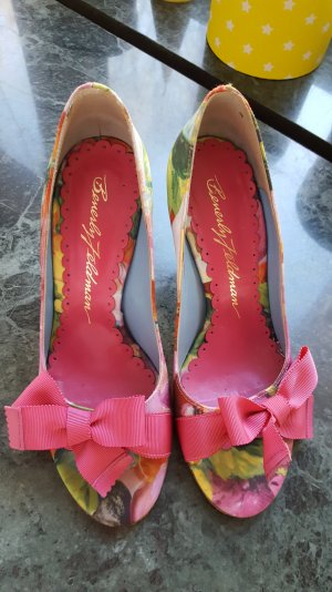 Peeptoe Pumps Beverly Feldmann Gr. 37