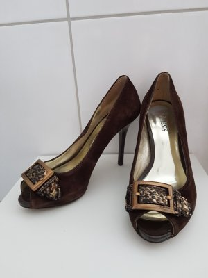 peeptoe Pumps von Guess