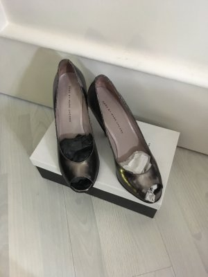 Peeptoe Pumps von Marc by Marc Jacobs