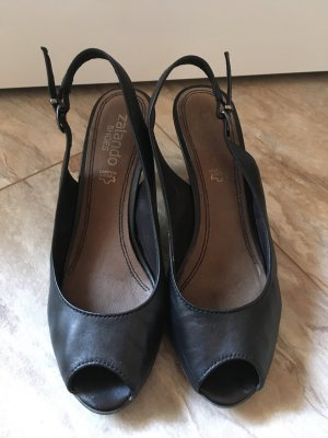 Peeptoe Pumps von Zalando Shoes