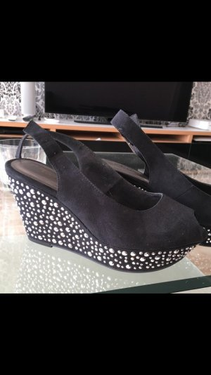 Peeptoe Sandaletten von Tamaris