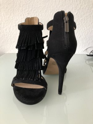 Another A Peep Toe Pumps zwart