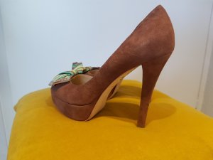 Peeptoes High Heels Pumps Plateau