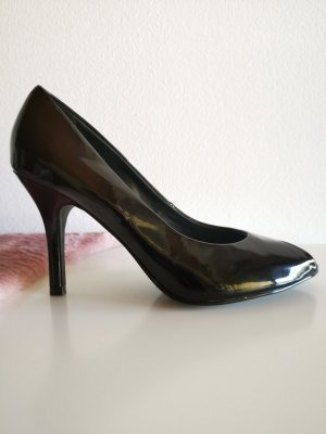 Graceland Peep Toe Pumps zwart