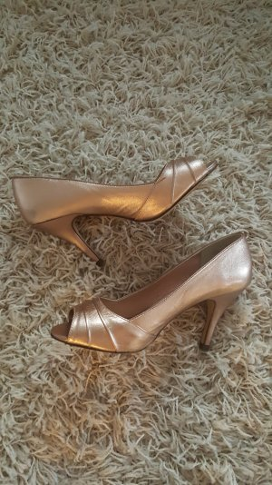 Peeptoes neu in rosegold