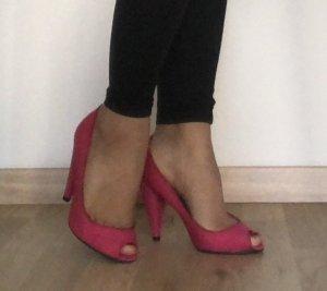 Peeptoes pink Gr. 36