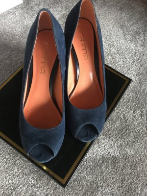 Carma Shoes Peep Toe Pumps veelkleurig