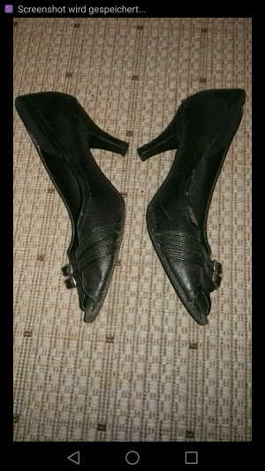peeptoes sandalen neu!
