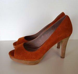 Peeptoes von Carma shoes