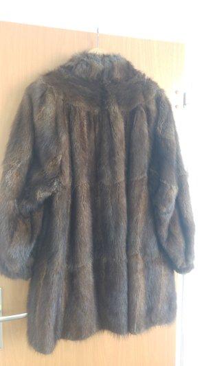 C&A Pelt Coat multicolored