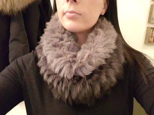 Oakwood Snood multicolored fur