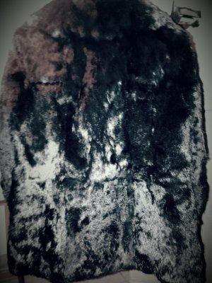 Moda nero Pelliccia