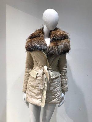 Pelt Jacket multicolored fur