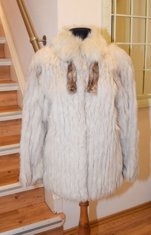 Pelt Jacket light grey-white