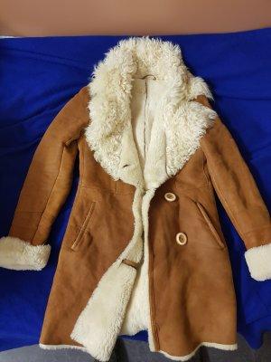 Coat Dress multicolored pelt