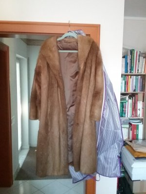 Pelt Coat brown pelt