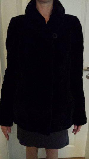 Pelliccia nero Pelliccia