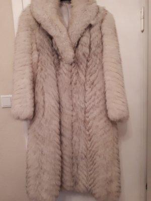 Pelzmantel Polarfuchs Arctic Fox nece Pelz