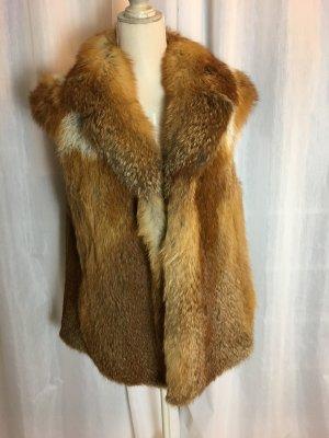 Pelzweste aus Rotfuchspelz Winter Fashion
