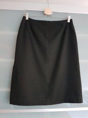 Pencil Skirt Bleistiftrock H&M Gr 38 Schwarz