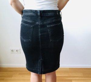 7 For All Mankind Gonna di jeans grigio-nero