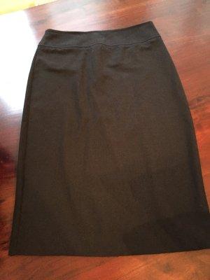 Pencil Skirt in schwarz