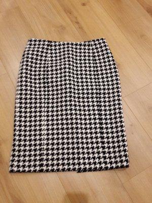 Pencil-skirt mit klassischem Hahnentrittmuster von un1deux2trois3