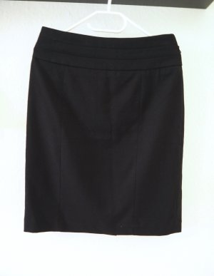 Pencil Skirt, schwarz