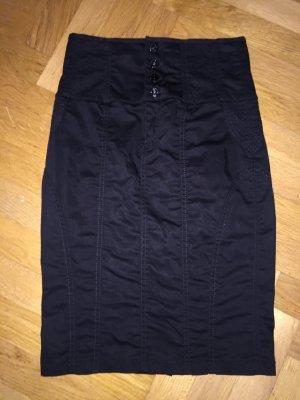 Guess Falda negro Algodón