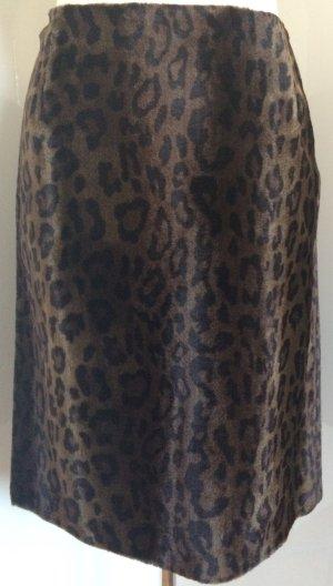 Pencilskirt im Animalprint