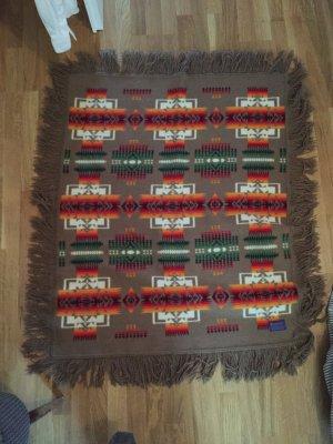 Pendleton Decke Inca Indianer Original Beaver State Schal Blogger