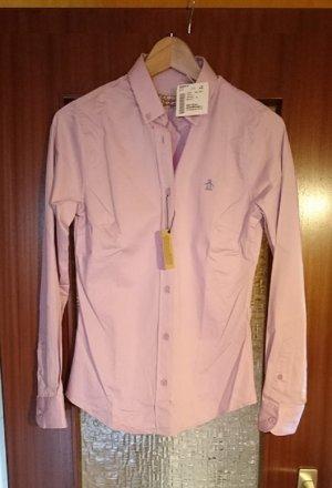Penguin Bluse Hemd rosa Gr. 36 / S NEU!