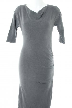 Penn & Ink Robe tube gris clair style d'affaires