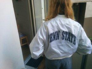 PENN STATE Collegejacke / Bomberjacke