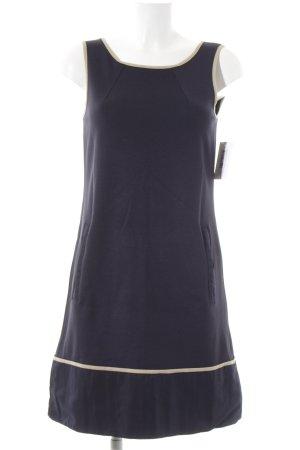 Pennyblack Etuikleid dunkelblau-creme Elegant