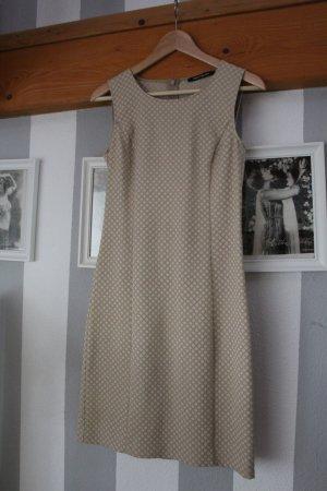 Pennyblack Etuikleid ungetragen Größe S beige 3d muster #designerkleid