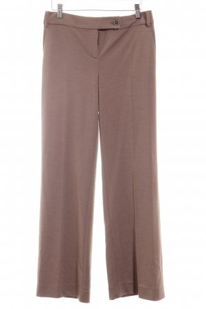 Pennyblack Pantalon en jersey marron clair style d'affaires