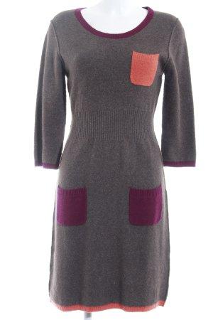Pennyblack Strickkleid mehrfarbig Vintage-Look
