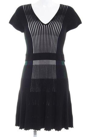 Pennyblack Knitted Dress striped pattern elegant